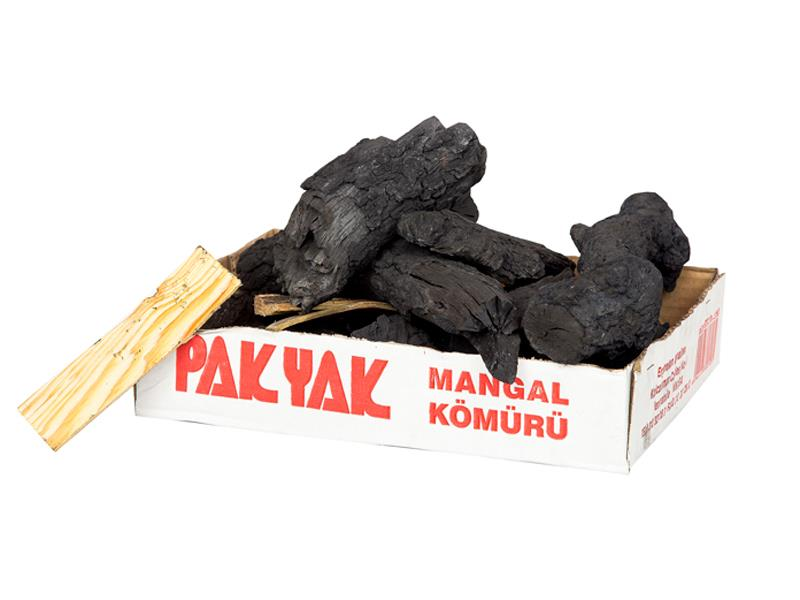 Pakyak Charcoal boxed coal and natural